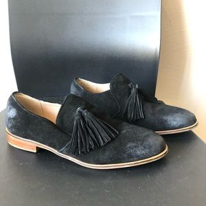 steve madden create fringe loafer
